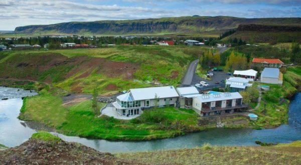 Khách sạn nổi tiếng nhất ở Iceland - Frost and Fire