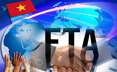 Việt Nam và các Hiệp định thương mại tự do
