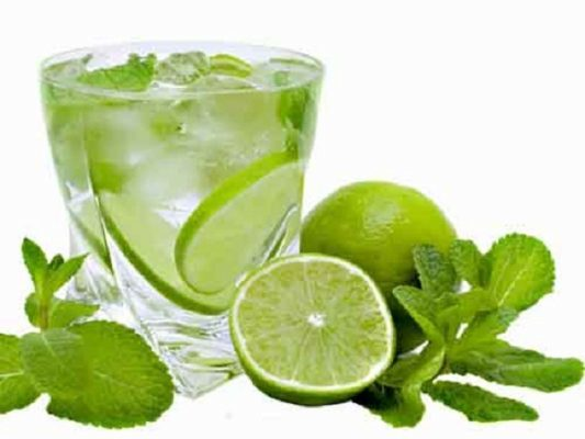 Nước chanh giúp giảm cân