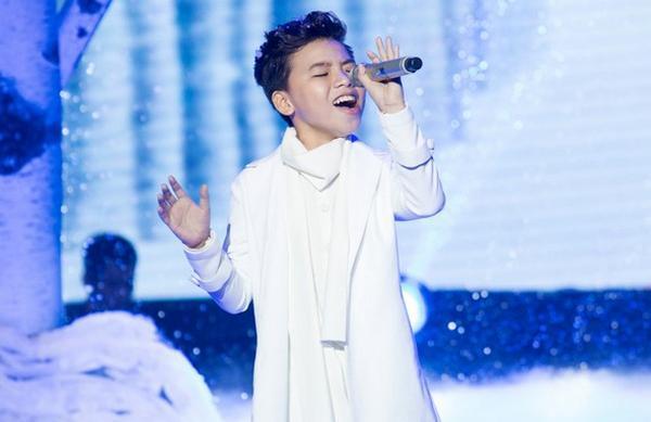 Top 10 ca sĩ nhí được yêu thích nhất Việt Nam