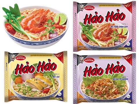 Hảo Hảo - thương hiệu Việt Nam nổi tiếng thế giới