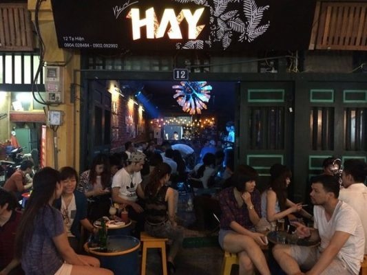 Hay Bar cafe