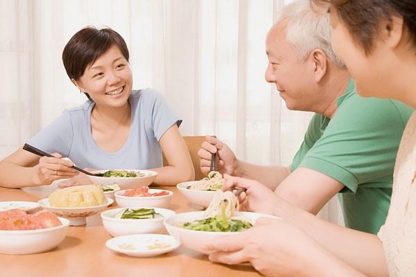 chăm sóc người già tại nhà