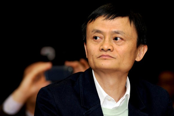 Diễn giả - Tỷ phú Jack Ma