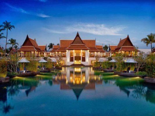 Khách sạn 5 sao tốt nhất ở Phuket - Khách sạn JW Marriott Phuket Resort & Spa