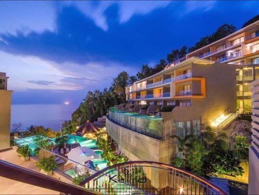 Khách sạn 5 sao tốt nhất ở Phuket - Khách sạn Kalima Resort & Spa, Phuket