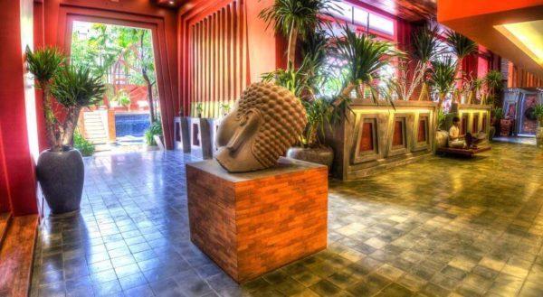 Khách sạn 5 sao Golden Temple Residence