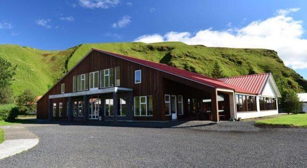 Katla - khách sạn nổi tiếng nhất ở Iceland