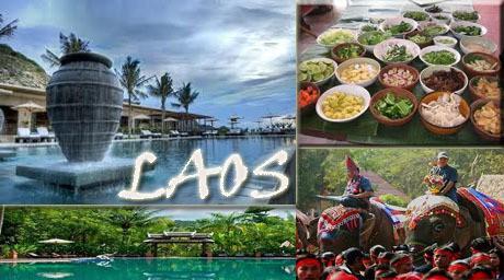 Khách sạn nổi tiếng nhất ở Lào