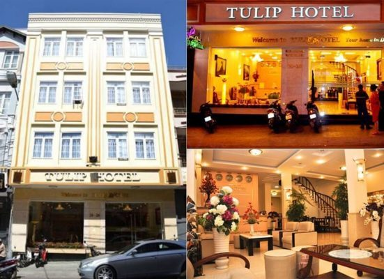 Khách sạn giá rẻ Tulip Đà Lạt