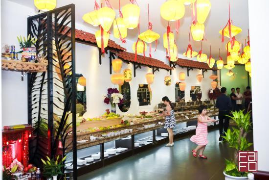 Nha hang buffet noi tieng Da Nang