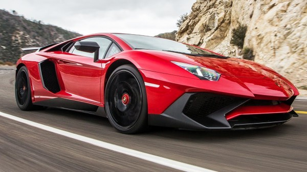 Lamborghini_ Aventador
