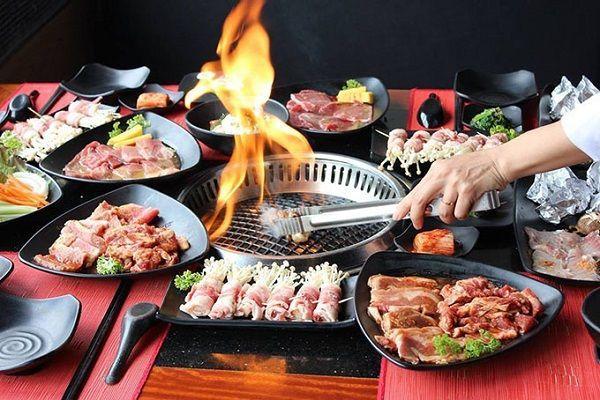 Nhà hàng buffet Hot N Tasty