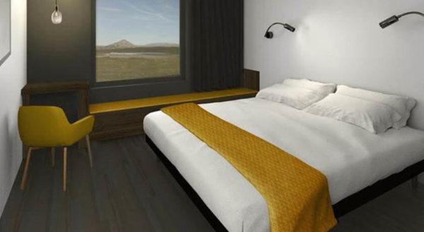 Khách sạn nổi tiếng nhất ở Iceland - Khách sạn Laxá