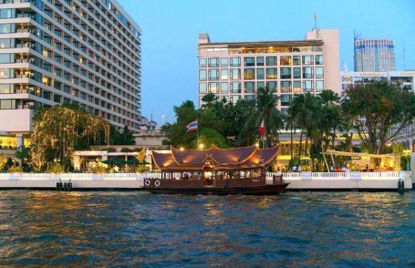 khách sạn 5 sao sang trọng nhất ở Bangkok - Mandarin Oriental, Bangkok