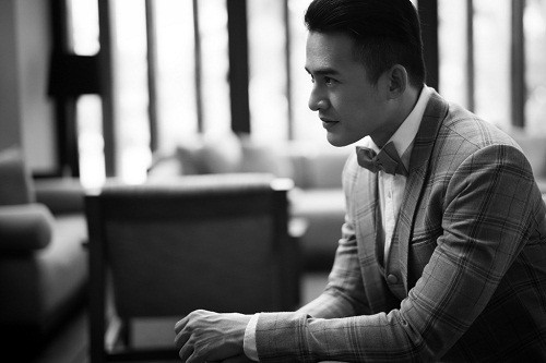 nam diễn viên đẹp trai Lương Thế Thành