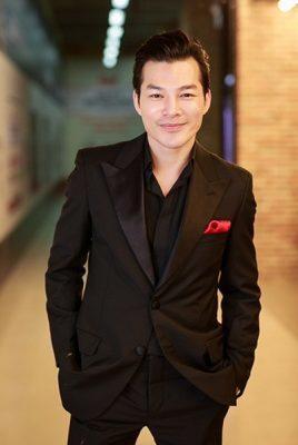 nam diễn viên đẹp trai Trần Bảo Sơn