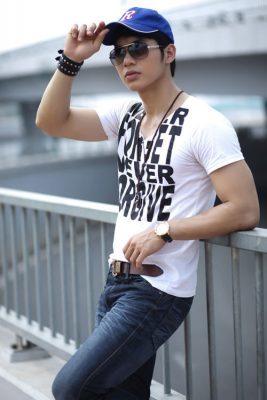 nam diễn viên đẹp trai Trương Nam Thành