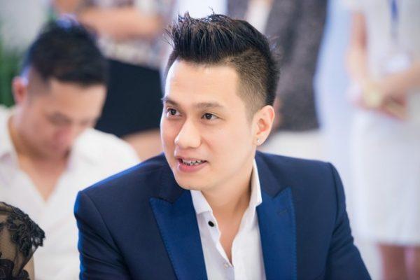 nam diễn viên đẹp trai Việt Anh