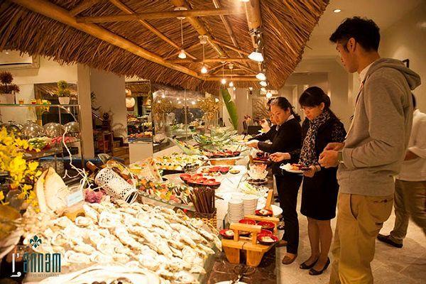 Nhà hàng buffet L'annam