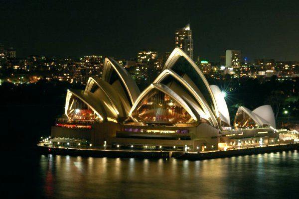 đi du lịch Úc