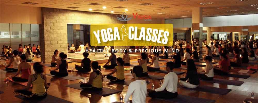 địa điểm tập Yoga ở Hải Phòng
