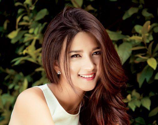nữ diễn viên đẹp Kim Tuyến 1