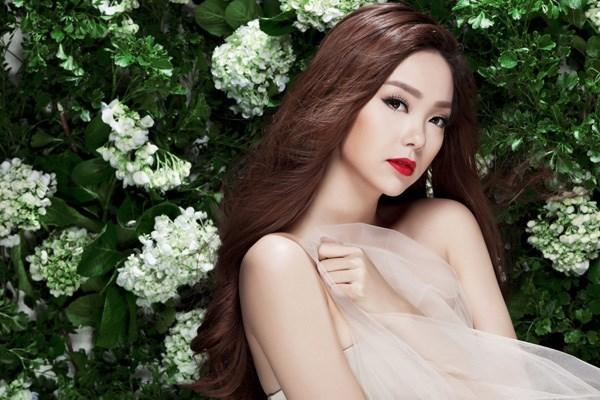nữ diễn viên đẹp Minh Hằng