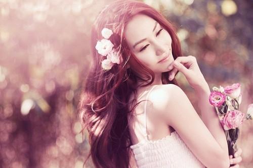 Nữ diễn viên đẹp Ngân Khánh