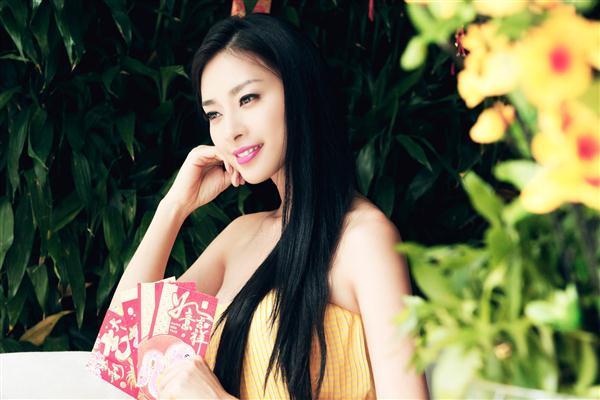 Nữ diễn viên đẹp Ngô Thanh Vân