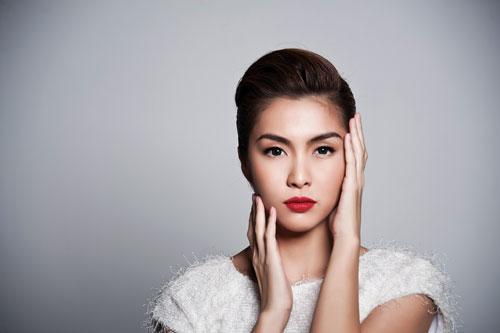 Nữ diễn viên đẹp Tăng Thanh Hà