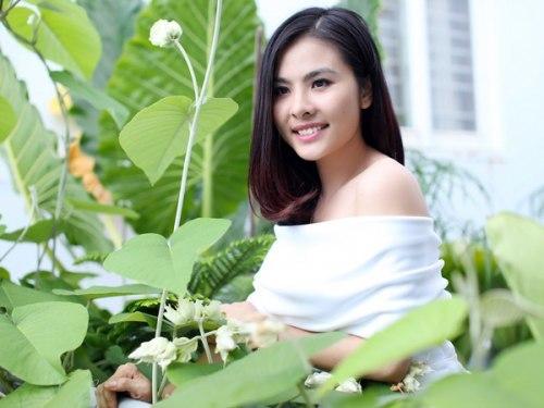 Nữ diễn viên đẹp Vân Trang
