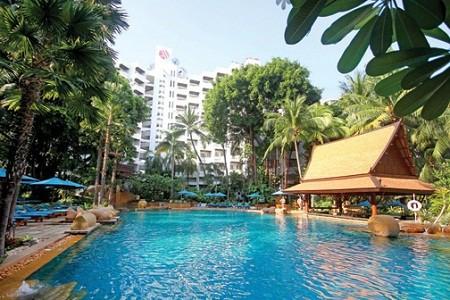 Pattaya Marriott Resort & Spa – Khách sạn tốt nhất ở Pattaya
