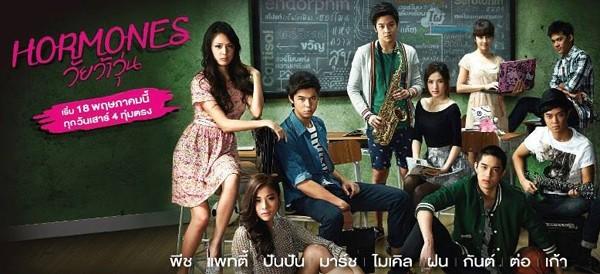 Phim truyền hình Thái Lan hay nhất