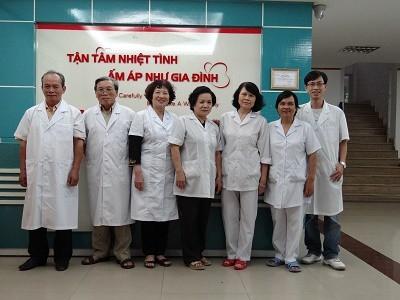 Top 5 phòng khám đa khoa uy tín nhất tại Hà Nội