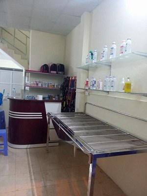 Phòng khám thú y Quốc gia