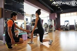 Phòng tập gym NShape Fitnes ở Quận Đống Đa