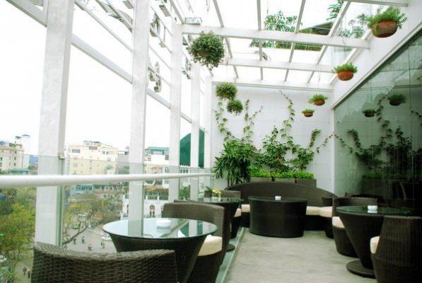 quán cafe đẹp nhất Sài Gòn