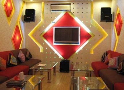 Quán karaoke Mi Nhon quận 12