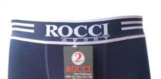 Thương hiệu đồ lót nam nổi tiếng Rocci