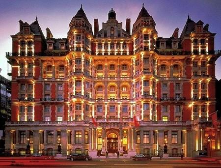 Khách sạn sang trọng ritz-london