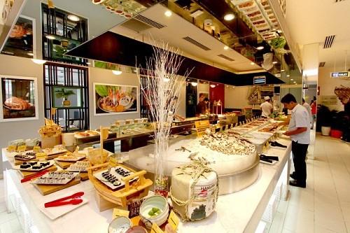 Seoul Garden - Buffet Lẩu & Nướng