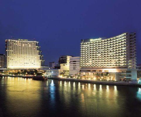 Khách sạn nổi tiếng hàng đầu ở Bangkok - Shangri-La Hotel, Bangkok