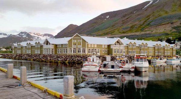 Khách sạn nổi tiếng nhất ở Iceland - Khách sạn Sigló