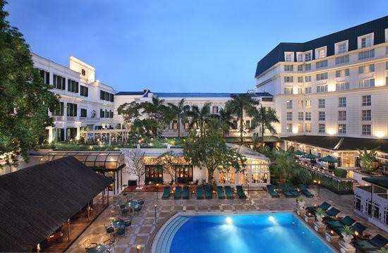 Sofitel Metropole - Khách sạn nổi tiếng ở Hà Nội