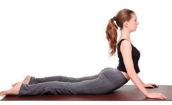 Tập yoga giúp tăng trưởng chiều cao