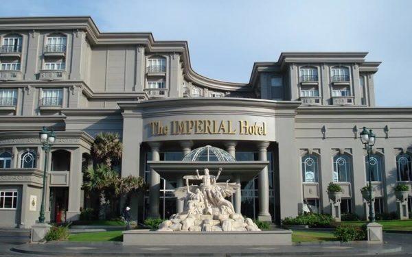 Khách sạn nổi tiếng The Imperial Hotel Vung Tau