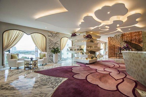 The Reverie Saigon - Khách sạn nổi tiếng ở Sài Gòn