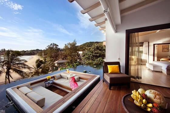Khách sạn 5 sao tốt nhất ở Phuket - The Shore at Katathani