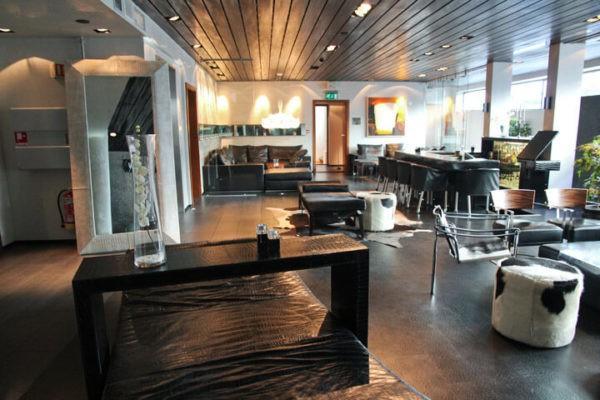 Khách sạn nổi tiếng nhất ở Iceland - Khách sạn Centerhotel thingholt